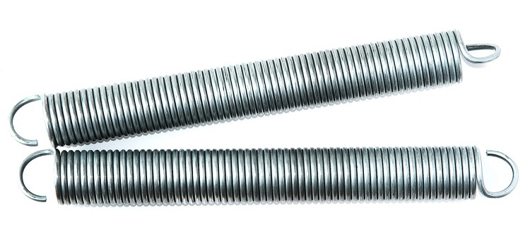 Difference Between Close Coiled And Open Coiled Helical Spring
